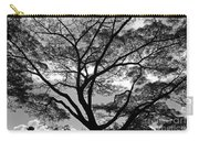 Branching Out In Bw Carry-all Pouch