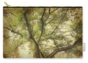 Branching Upward Carry-all Pouch