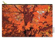 Brandywine  Maple Fall Colors 2 Carry-all Pouch
