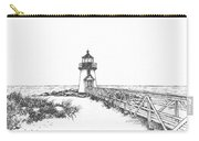 Brant Point Lighthouse Carry-all Pouch
