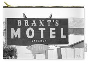 Brants Motel Signage Carry-all Pouch