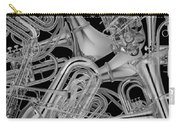 Brass Instruments Bw Carry-all Pouch