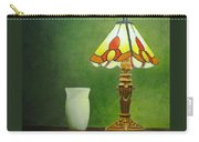 Brass Lampshade Carry-all Pouch