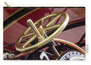 Brass Steering Wheel Carry-all Pouch