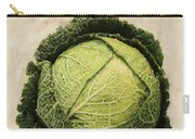 Brassica Oleracea Carry-all Pouch