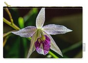 Brassocattleya Orchid Carry-all Pouch