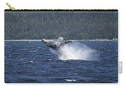 Breaching Whale. Carry-all Pouch