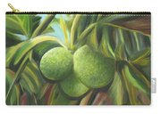 Breadfruits St Kitts Carry-all Pouch