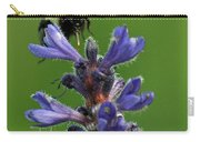 Bumble Bee Breakfast Carry-all Pouch