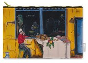 Breakfast In Capri Carry-all Pouch