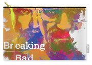 Breaking Bad Watercolor Carry-all Pouch