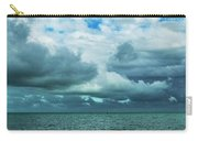 Breaking Clouds In Key West, Florida Carry-all Pouch