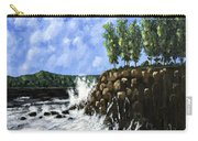 Breaking Waves Painting Carry-all Pouch