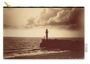 Breakwater At Sete Carry-all Pouch