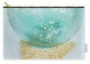 Breathe  . . .   Like Water Carry-all Pouch by Sharon Mau