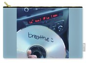 Breathe Mix Cd Carry-all Pouch