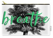 Breathe Shirt Carry-all Pouch