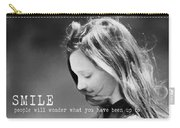 Breeze Quote Carry-all Pouch