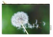 Breezy Dandelion Carry-all Pouch