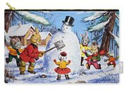 Brer Rabbit From Once Upon A Time Carry-all Pouch