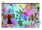 Brian Exton Celestial Flowers  Bigstock 164301632  2991949 Carry-all Pouch