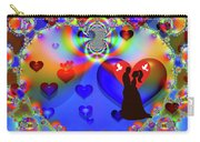 Brian Exton Forever In Love  Bigstock 164301632  2991949 Carry-all Pouch