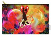 Brian Exton Love Light And Roses  Bigstock 164301632  231488 Carry-all Pouch
