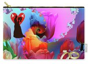 Brian Exton Pink Tulips  Bigstock 164301632  231488 Carry-all Pouch