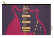 Red Special Guitar - Black Carry-all Pouch