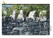 Briars And Stones New Quay Ireland County Clare Carry-all Pouch