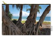 Bribie Trees  Carry-all Pouch