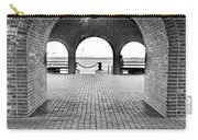 Brick Arch Carry-all Pouch by Greg Fortier