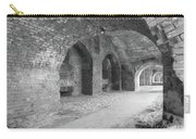 Brick Architecture  Carry-all Pouch