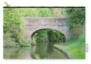 Brick Canal Bridge  Carry-all Pouch