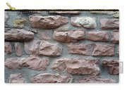 Brick Grungy Texture Carry-all Pouch