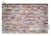 Brick Tiled Wall Carry-all Pouch
