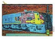 Brick Train Carry-all Pouch