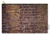 Vine Up A Brick Wall  Carry-all Pouch