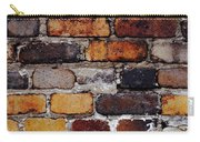 Brick Wall Carry-all Pouch by Tim Good