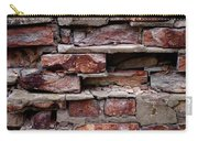 Brickbats Carry-all Pouch by Tim Good