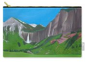 Bridal Veil And Ingram Falls Carry-all Pouch