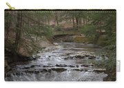 Bridal Veil Falls Ohio Carry-all Pouch