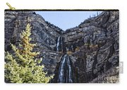 Bridal Veil Falls Provo Utah Carry-all Pouch