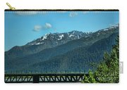 Bridge Alaska Rail  Carry-all Pouch