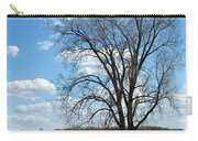 Bridge And A Tree Carry-all Pouch