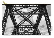 Bridge And Sky Carry-all Pouch