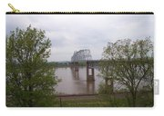 Bridge At Chester, Il Carry-all Pouch