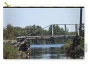 Bridge At Chub Carry-all Pouch