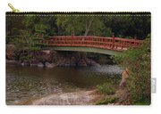 Bridge At Morikami Carry-all Pouch