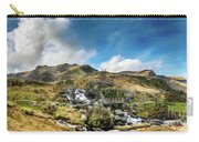 Bridge At Snowdonia Carry-all Pouch